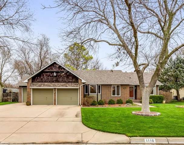 1116 N Denene St, Wichita, KS 67212 (MLS #579299) :: Lange Real Estate