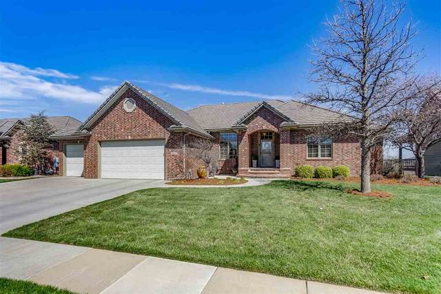 3214 W Bayview St, Wichita, KS 67204 (MLS #579303) :: On The Move