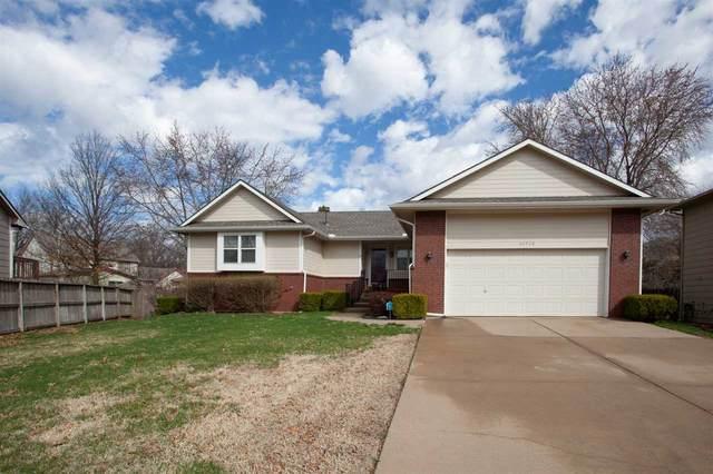 10718 W Ponderosa Cir, Wichita, KS 67212 (MLS #579304) :: Lange Real Estate