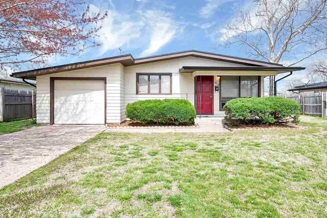 1914 E Scott, Wichita, KS 67216 (MLS #579305) :: Lange Real Estate