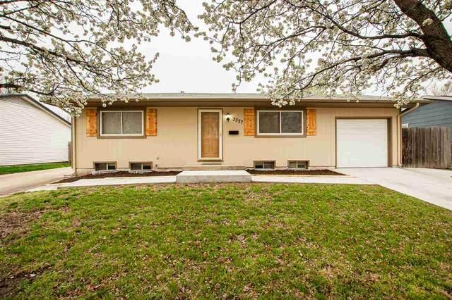 3327 S Gow St, Wichita, KS 67217 (MLS #579307) :: Lange Real Estate