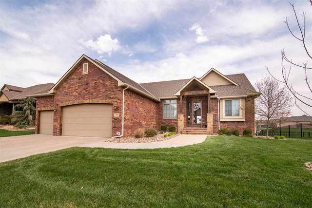 4840 N Indian Oak St, Bel Aire, KS 67226 (MLS #579310) :: Lange Real Estate