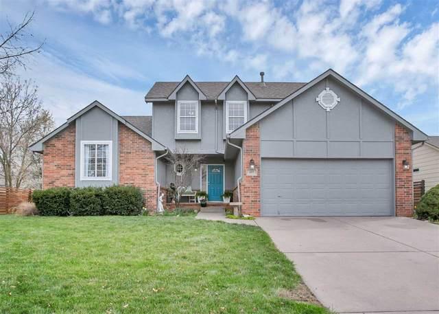 405 E Lakecrest Dr, Andover, KS 67002 (MLS #579311) :: Lange Real Estate