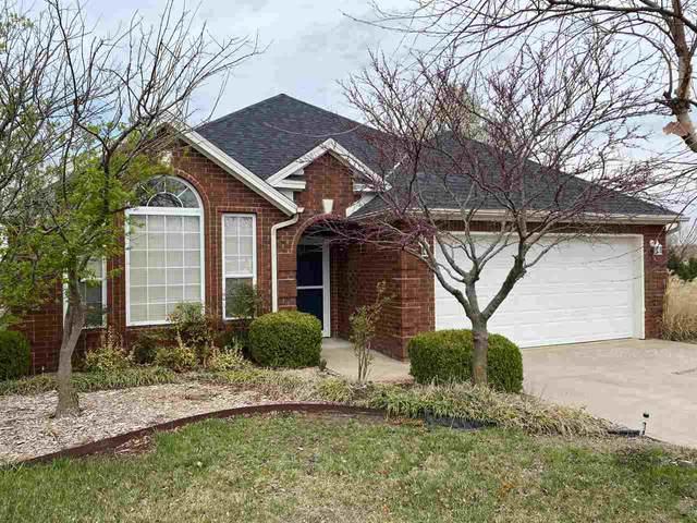 122 Castle Pines Dr, Arkansas City, KS 67005 (MLS #579315) :: Graham Realtors