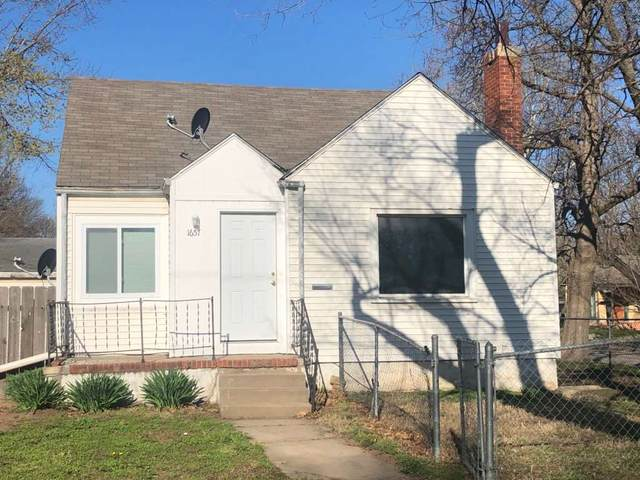 1657 N Waco Ave, Wichita, KS 67203 (MLS #579323) :: Pinnacle Realty Group