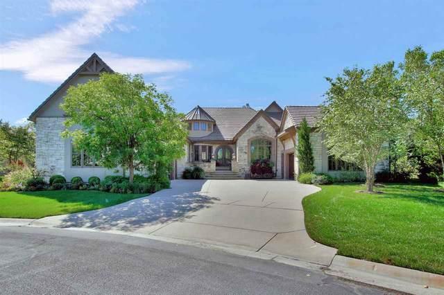 103 E Pine Meadow Ct, Andover, KS 67002 (MLS #579330) :: Keller Williams Hometown Partners