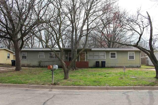 1650-1652 Lawndale Ave 1660-1662 Lawnd, El Dorado, KS 67042 (MLS #579331) :: Keller Williams Hometown Partners