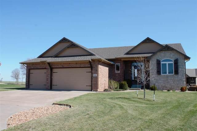 14112 E Mainsgate, Wichita, KS 67228 (MLS #579336) :: Keller Williams Hometown Partners