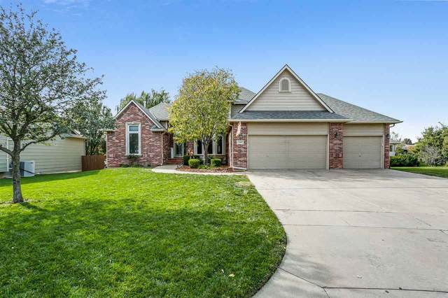 13682 W Highland Springs Ct., Wichita, KS 67235 (MLS #579344) :: Graham Realtors