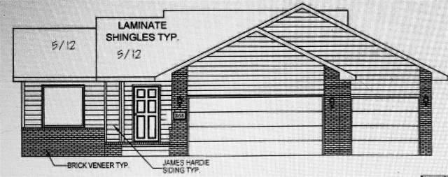 868 S Cattail Circle, Haysville, KS 67060 (MLS #579359) :: Lange Real Estate