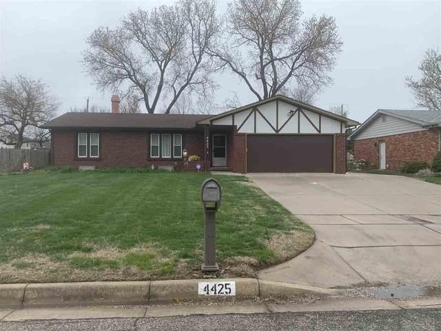 4425 E 27th St N, Wichita, KS 67220 (MLS #579364) :: Keller Williams Hometown Partners