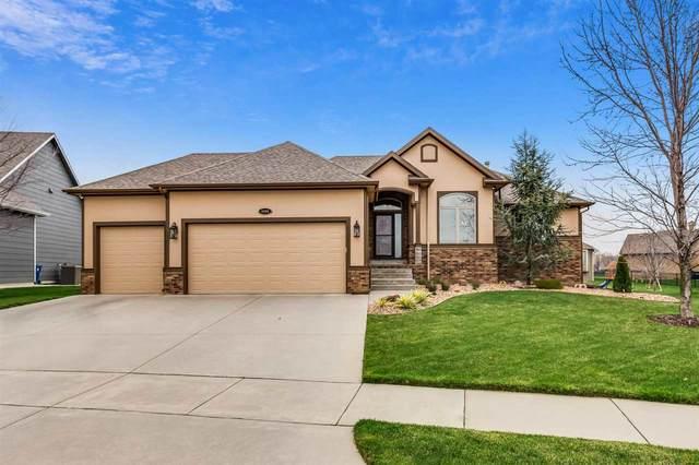 4000 N Bluestem St., Maize, KS 67101 (MLS #579365) :: Lange Real Estate