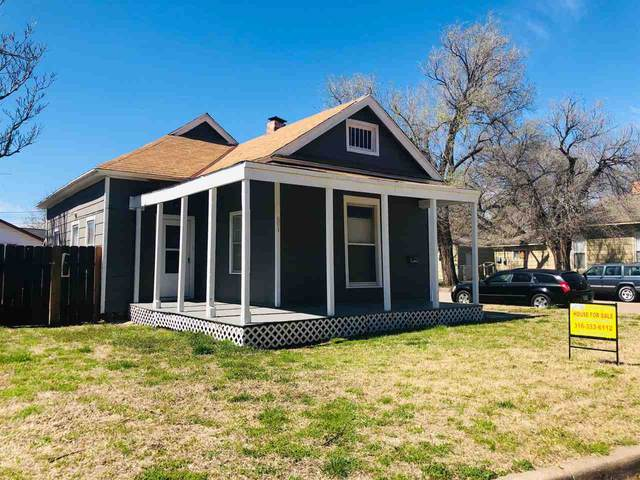 601 S Lulu Ave, Wichita, KS 67211 (MLS #579366) :: Keller Williams Hometown Partners