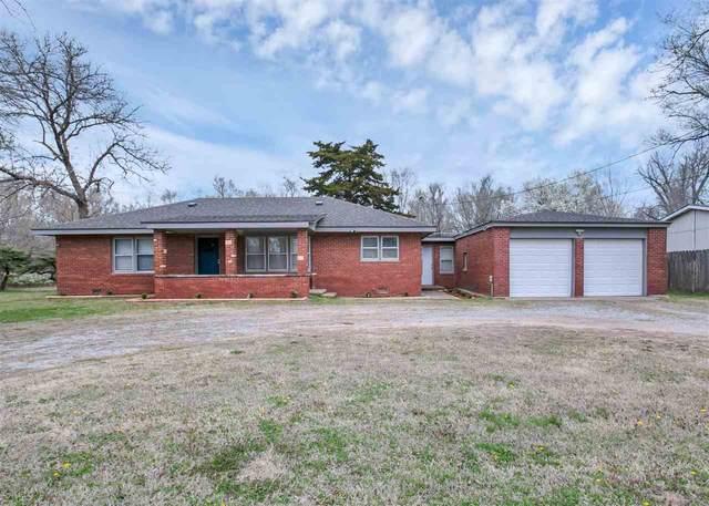 126 W 83rd St S, Haysville, KS 67060 (MLS #579367) :: Keller Williams Hometown Partners
