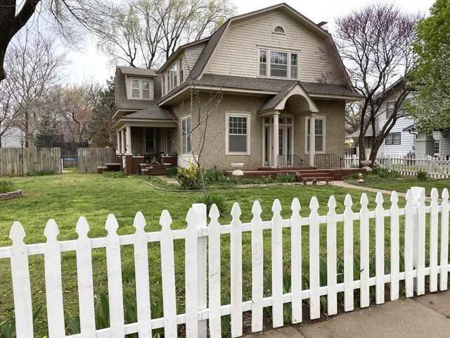 516 N Springfield Ave, Anthony, KS 67003 (MLS #579404) :: Lange Real Estate