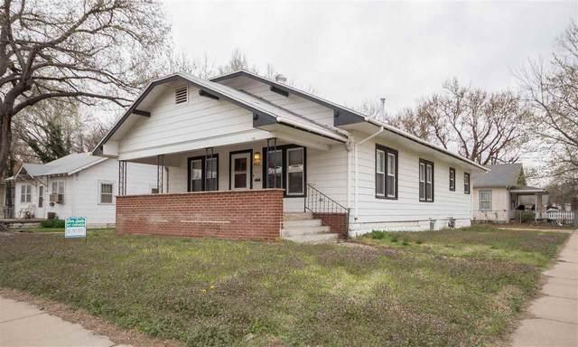 400 N Meridian Ave, Wichita, KS 67203 (MLS #579408) :: Lange Real Estate