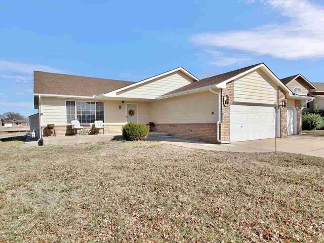 4832 S Custer Cir, Wichita, KS 67217 (MLS #579413) :: Lange Real Estate