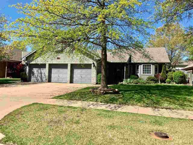 9806 W 17th St N, Wichita, KS 67212 (MLS #579414) :: Lange Real Estate