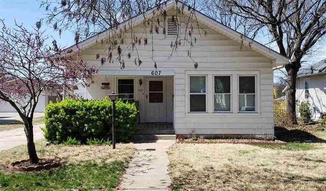607 S Holyoke St, Wichita, KS 67218 (MLS #579416) :: Lange Real Estate