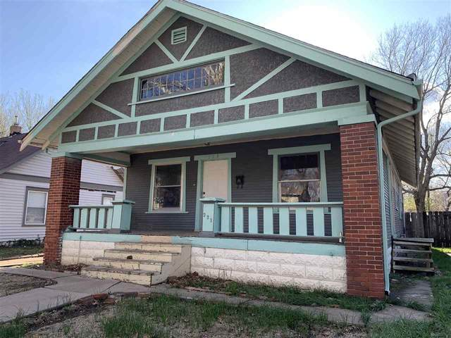 333 N Volutsia Ave, Wichita, KS 67214 (MLS #579419) :: Lange Real Estate