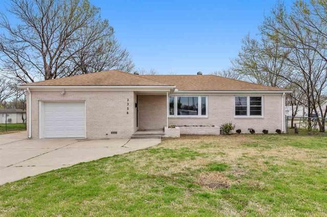3356 S Walnut St, Wichita, KS 67217 (MLS #579424) :: Lange Real Estate