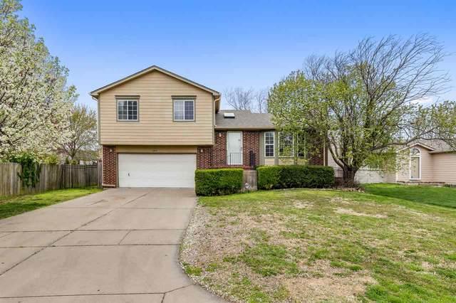 2425 N Beacon Hill St, Wichita, KS 67220 (MLS #579428) :: Lange Real Estate