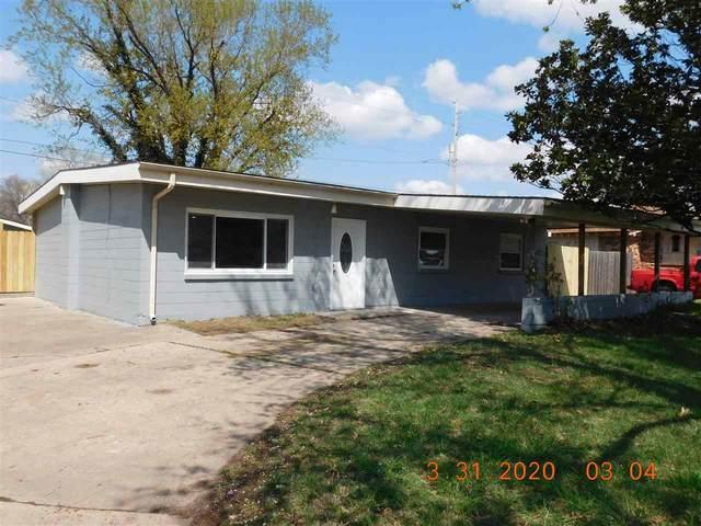 7900 W Jennie St, Wichita, KS 67212 (MLS #579429) :: Lange Real Estate