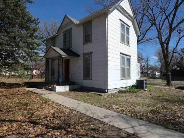 414 Central Ave, Newton, KS 67114 (MLS #579437) :: Lange Real Estate