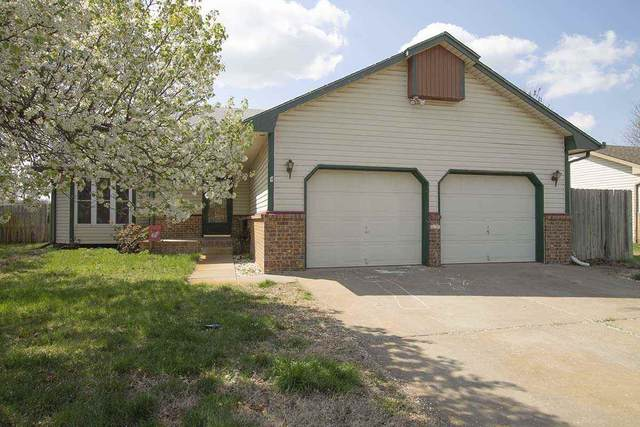 802 E Karla Ct, Haysville, KS 67060 (MLS #579487) :: Lange Real Estate