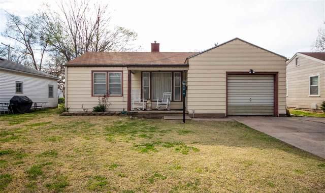 609 S Christine St, Wichita, KS 67218 (MLS #579496) :: Lange Real Estate