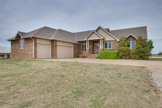 16712 NE Fourth, Cheney, KS 67025 (MLS #579511) :: Pinnacle Realty Group