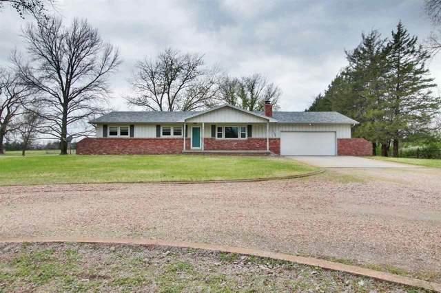 1155 N Oliver, Belle Plaine, KS 67013 (MLS #579517) :: Lange Real Estate