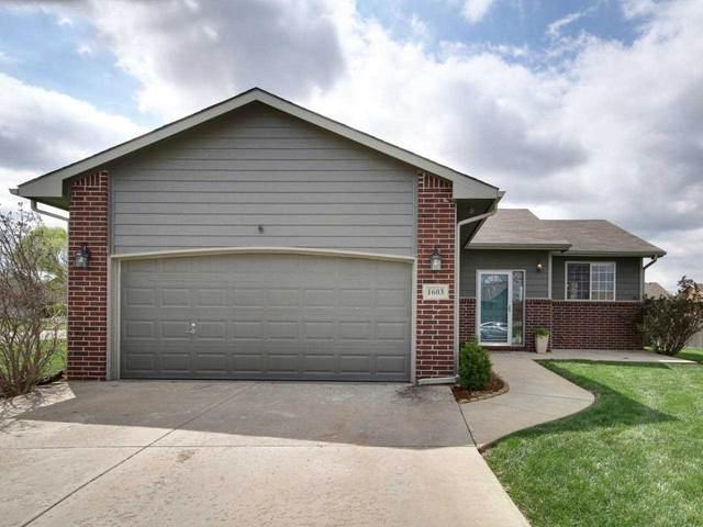 1603 E Cedar Tree St, Park City, KS 67219 (MLS #579527) :: Lange Real Estate