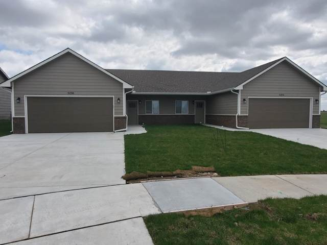 5254 N Cypress 5256 N Cypress, Bel Aire, KS 67226 (MLS #579529) :: Pinnacle Realty Group