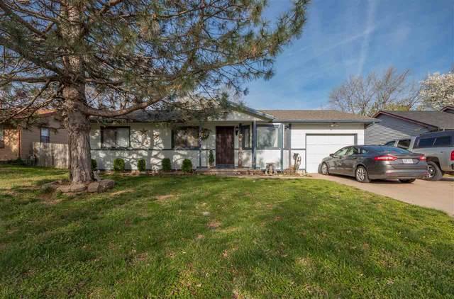 215 Champion St, Haysville, KS 67060 (MLS #579546) :: Lange Real Estate