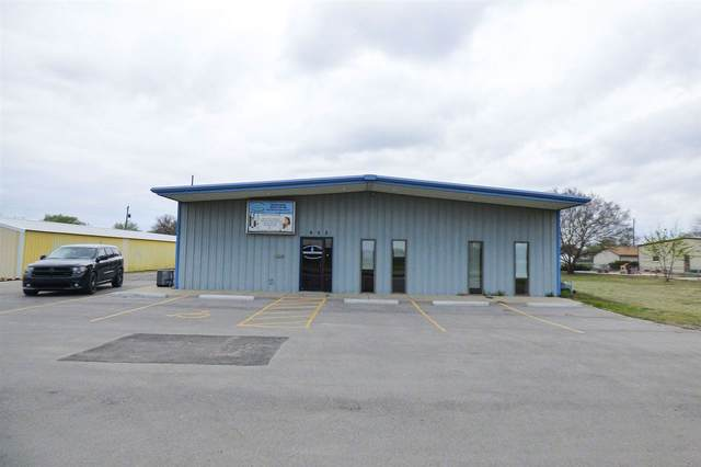 952 E Grand Ave, Haysville, KS 67060 (MLS #579552) :: Lange Real Estate