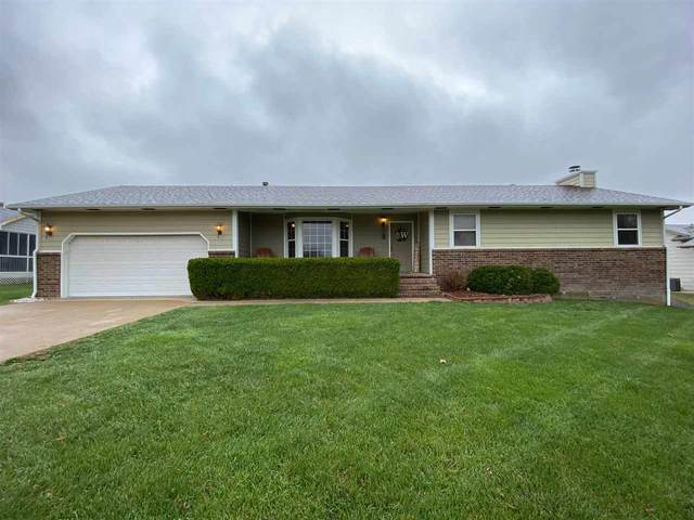 1217 Hillside Dr, Winfield, KS 67156 (MLS #579554) :: On The Move