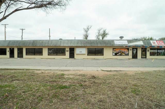 323 W 31ST ST S, Wichita, KS 67217 (MLS #579574) :: Pinnacle Realty Group