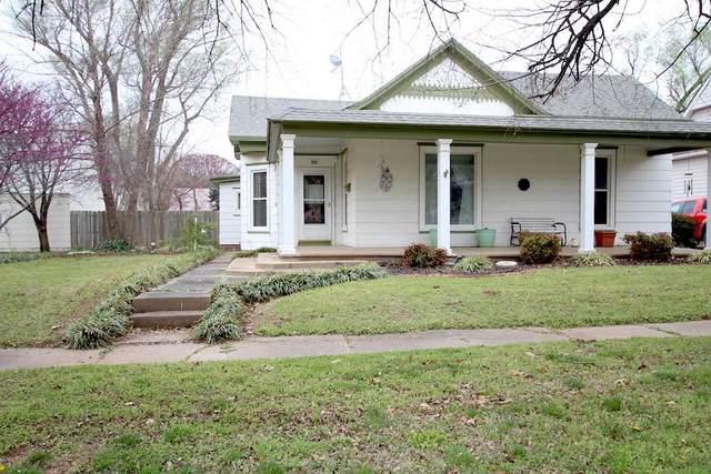 508 N Jennings Ave, Anthony, KS 67003 (MLS #579579) :: Lange Real Estate