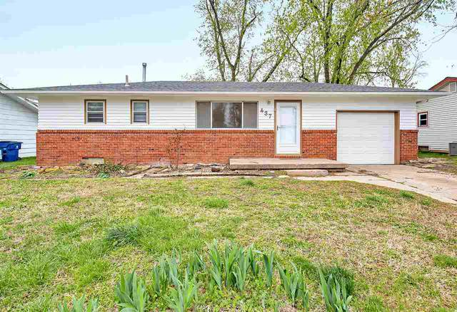 437 W 5TH, Haysville, KS 67060 (MLS #579592) :: Lange Real Estate