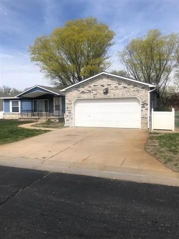 2510 W Oxberry St, Wichita, KS 67217 (MLS #579596) :: Lange Real Estate