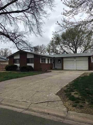971 N Murray St, Wichita, KS 67212 (MLS #579600) :: Lange Real Estate