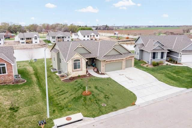 621 N Jaax, Wichita, KS 67235 (MLS #579604) :: Lange Real Estate