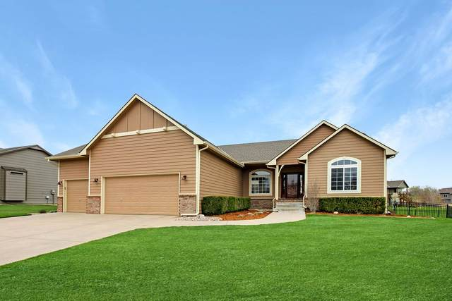 239 E Kodiak Ct, Kechi, KS 67067 (MLS #579607) :: Lange Real Estate