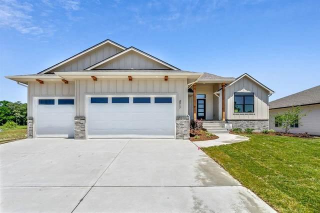 4917 N Peregrine, Wichita, KS 67219 (MLS #579608) :: Pinnacle Realty Group