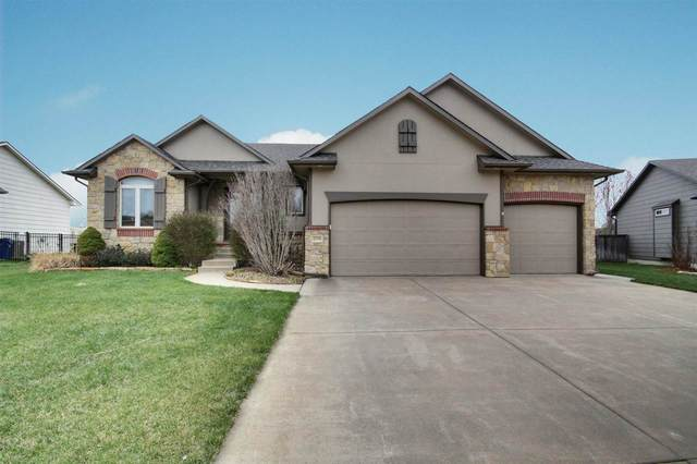 2370 N Castle Rock Ct, Wichita, KS 67228 (MLS #579613) :: Kirk Short's Wichita Home Team