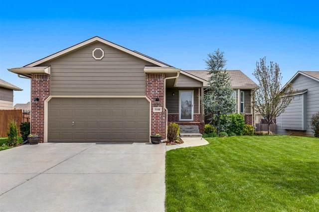 5108 N Saker Circle, Wichita, KS 67219 (MLS #579615) :: Pinnacle Realty Group
