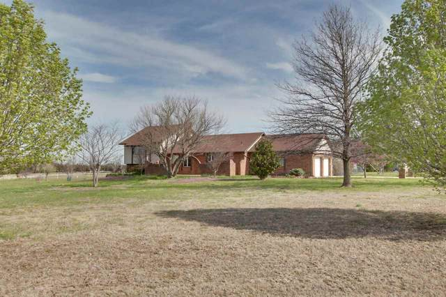 41 S Pony Meadows Dr, Wichita, KS 67232 (MLS #579616) :: Keller Williams Hometown Partners