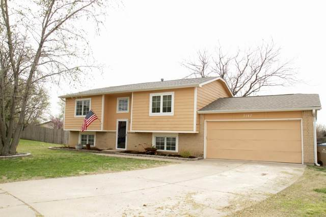 3147 N Brookfield, Wichita, KS 67226 (MLS #579617) :: Pinnacle Realty Group