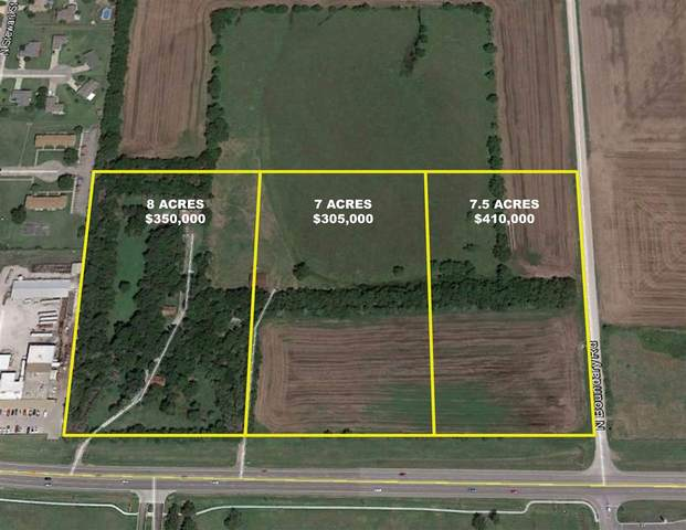 1625 E 16th St, Wellington, KS 67152 (MLS #579627) :: On The Move